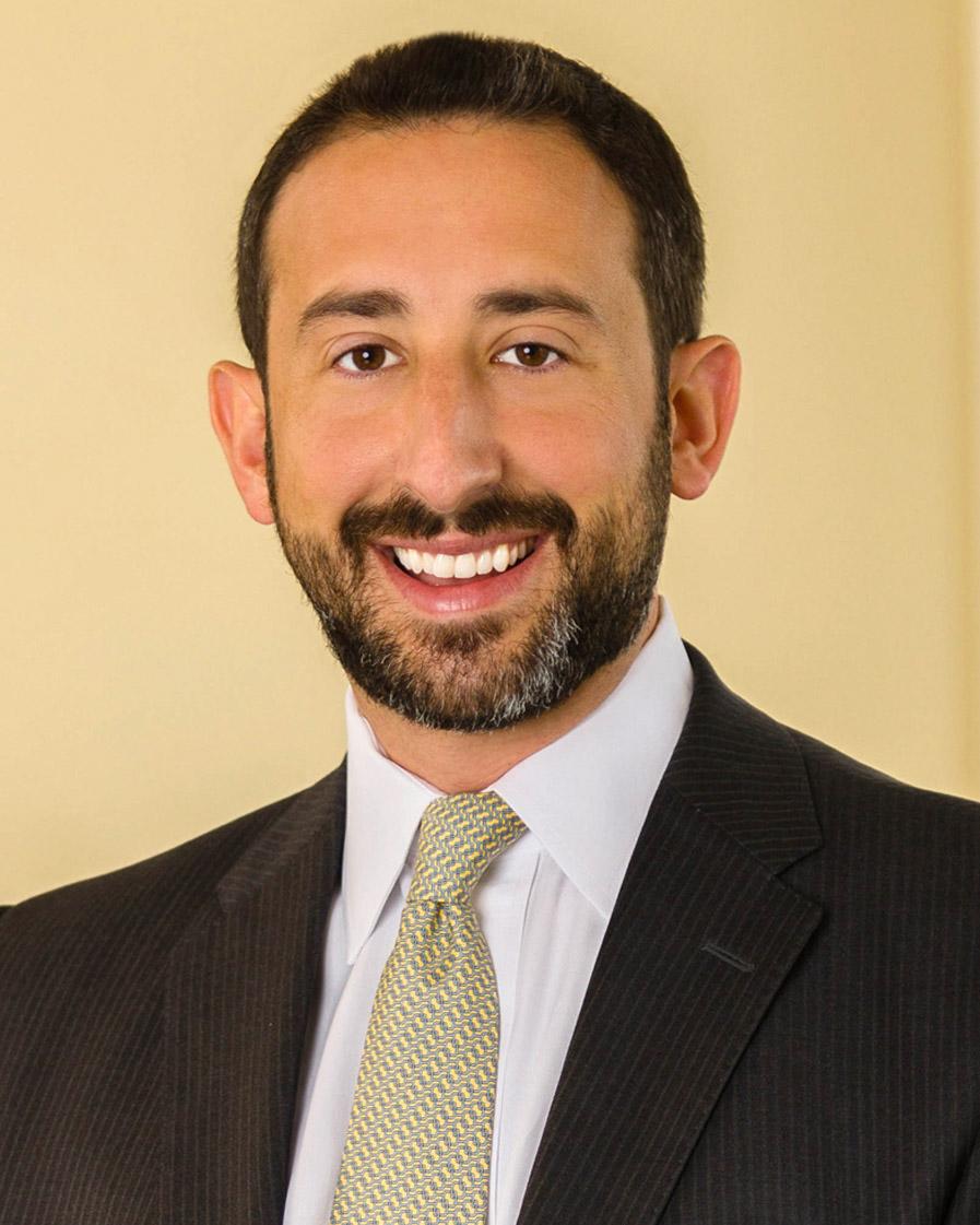 Headshot of Aaron Horowitz