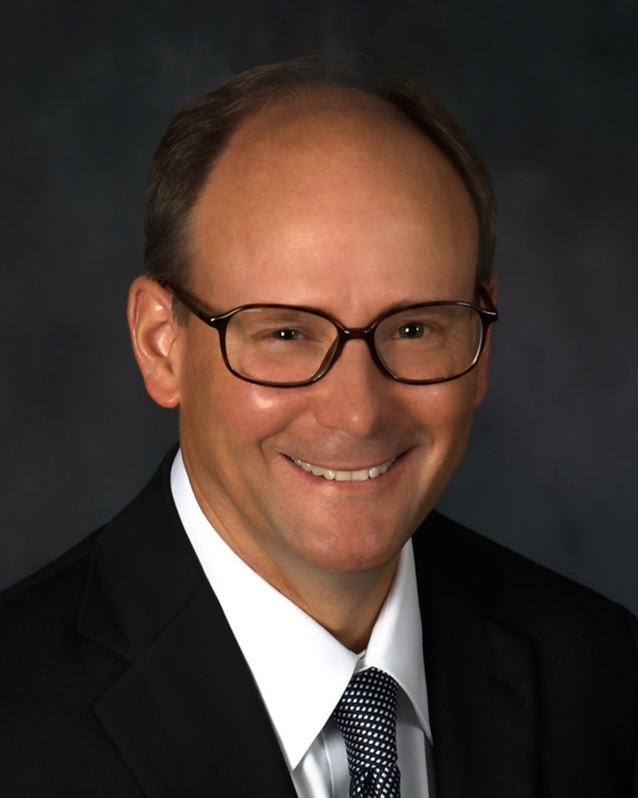 Headshot of Jeffrey M Fleming